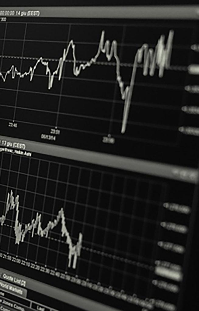 Gráficos e informes contables y financieros