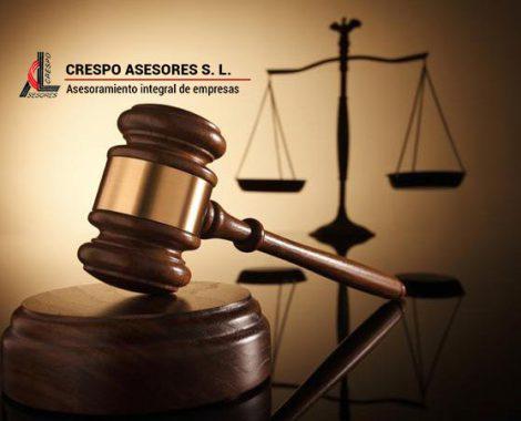 Crespo Asesores SL - Asesoría jurídica